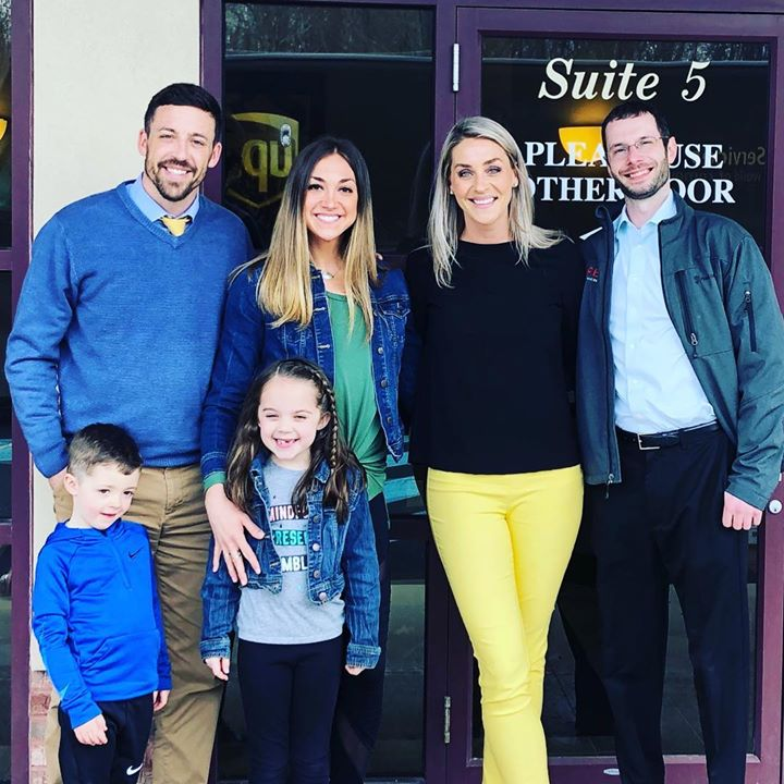 Congratulations to new homeowners Brady and Kristen Grove! Shout out to Tracy Wagner of @statecollegerealestate and Universal Settlement Services for helping to make this a smooth closing. #wehavealoanforthat