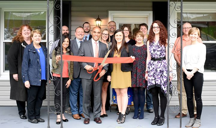 Many Thanks to the Juniata Valley Chamber for being a part of our Ribbon Cutting Ceremony today!