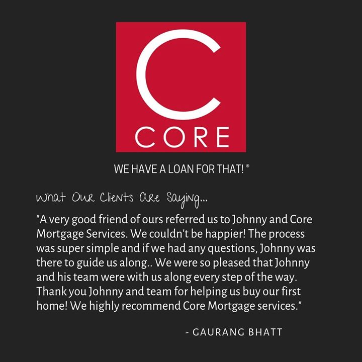 As they say, a referral is our greatest compliment. Thank you Gaurang! #wehavealoanforthat #whatourclientsaresaying