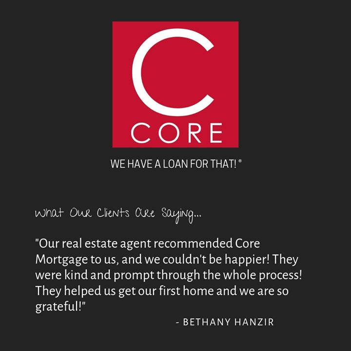 Thank you Bethany and congratulations on buying your first home! #wehavealoanforthat #whatourclientsaresaying